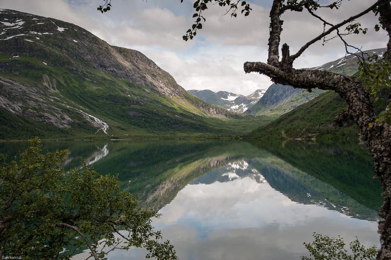 Grøningstølsvatnet, Førde