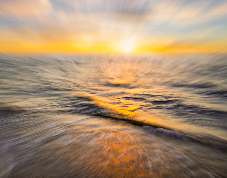 Sunset Zoom