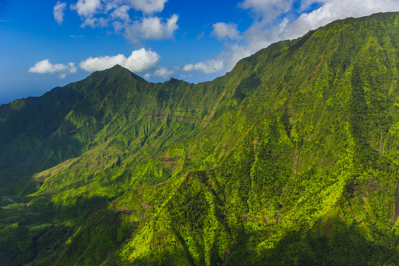 Napali Coast Kauai Cliffs