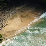 Secluded Beach in Kauai