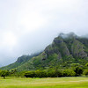 Cloud-kissed Hills