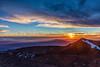 47.  Mauna Kea Sunset