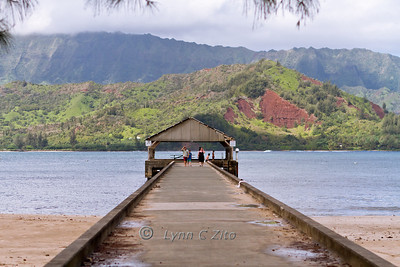 March 12, 2011 Hanalei Pier
