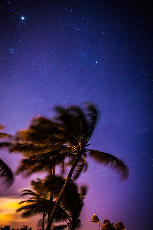 Under the stars Oahu