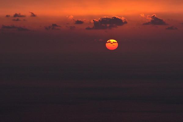 _DSC1159    Big Island Sunset