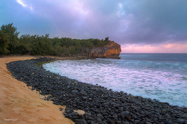 Lava Bay