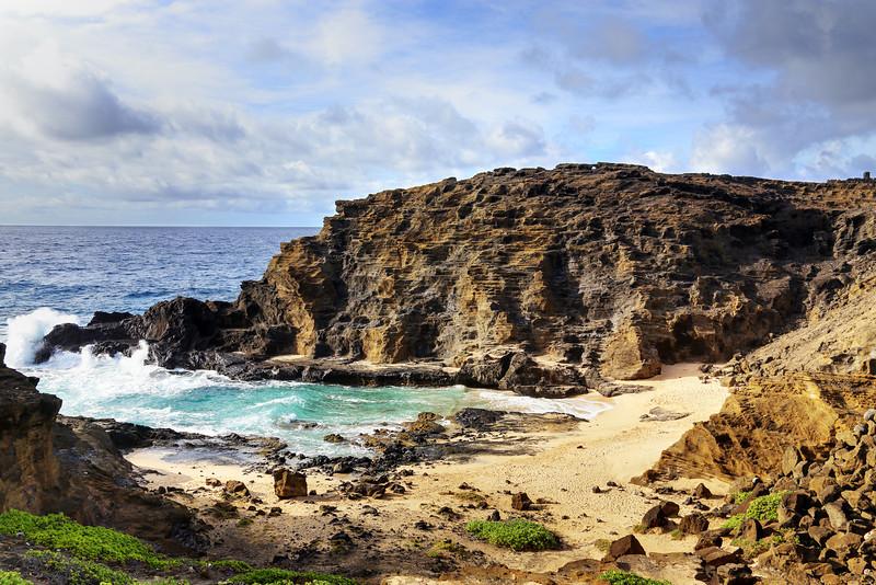 Halona Cove - Oahu, HI