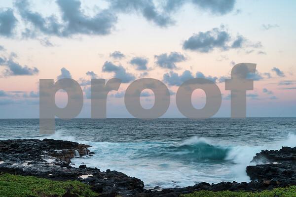 Makahuena Sunset, Kauai, HI