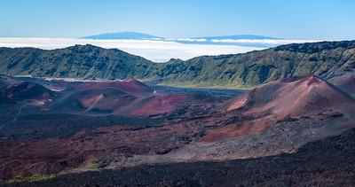 Leleiwi Overlook, Haleakala NP, Maui