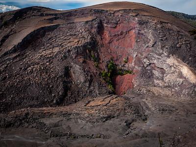 Pu'u Pua'i Vent, Hawai'i Volcanoes National Park