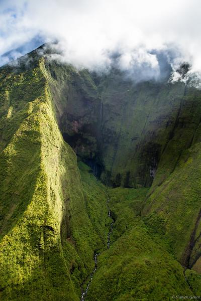 Wai'ale'ale crater, Kauai