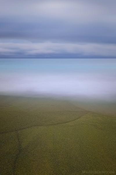 """""""Dreaming at Green Sand Beach"""" - Hawaii"""