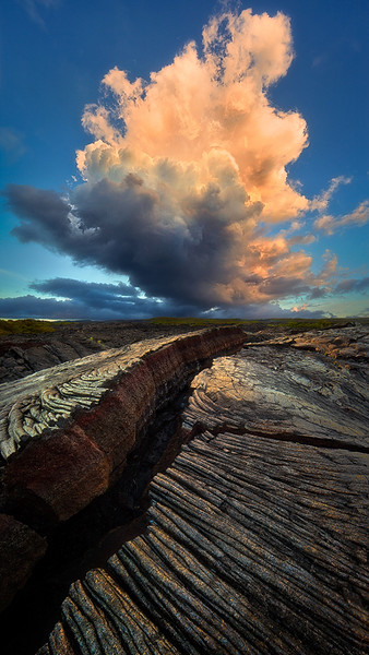"""The Forces of Nature"" Hawaii (Big Island)"