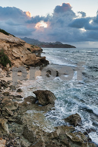 Lithified Cliffs, Kauai, HI