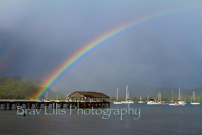 Hanalei Rainbow 1