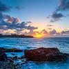 Kauai Sunrise over Shipwreck Beach