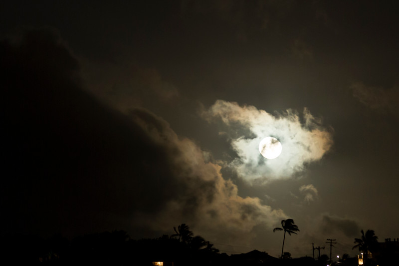 Double Reflected Moon VI