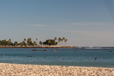 Ala Moana Beach Park, Honolulu, O`ahu