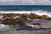 View from Makapu`u Beach, O`ahu, Hawai`i
