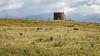 Water tank on ranchland near Saddle Raod in Hawai`i Island