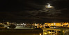 Night scene, West Quay, Napier, Hawke's Bay, New Zealand