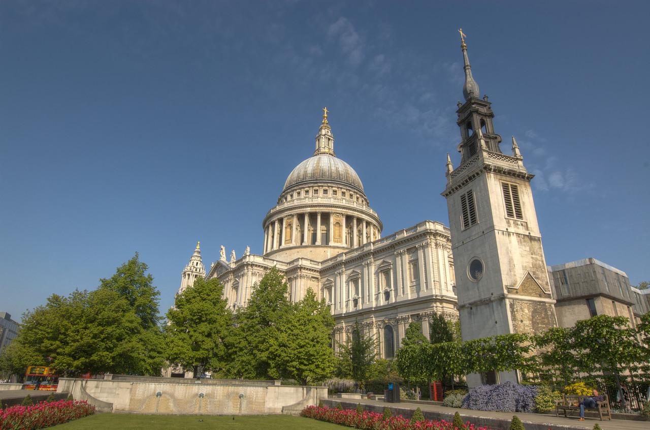 St Paul's Cathedral<br /> London_2010-05-19_20-41-47_DSC_2594_©RichardLaing(2010)