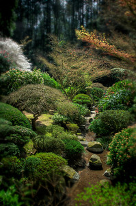 Love and Aloneness Portland Japanese Garden