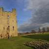 Helmsley Castle - Yorkshire (February 2016)