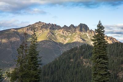 Sierra Buttes