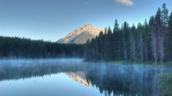 Herbert Lake - Banff Park