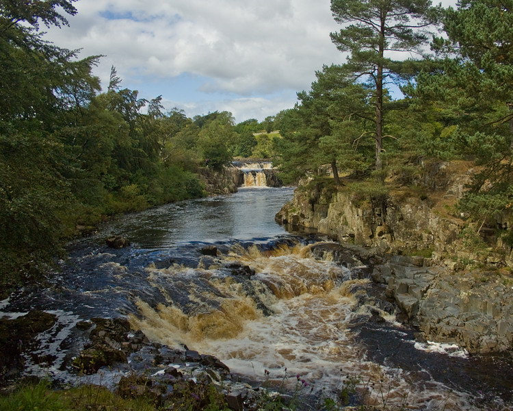 Low Force from the metal bridge