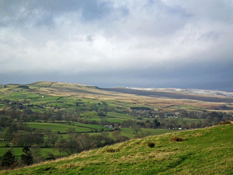 Teesdale valley 2014