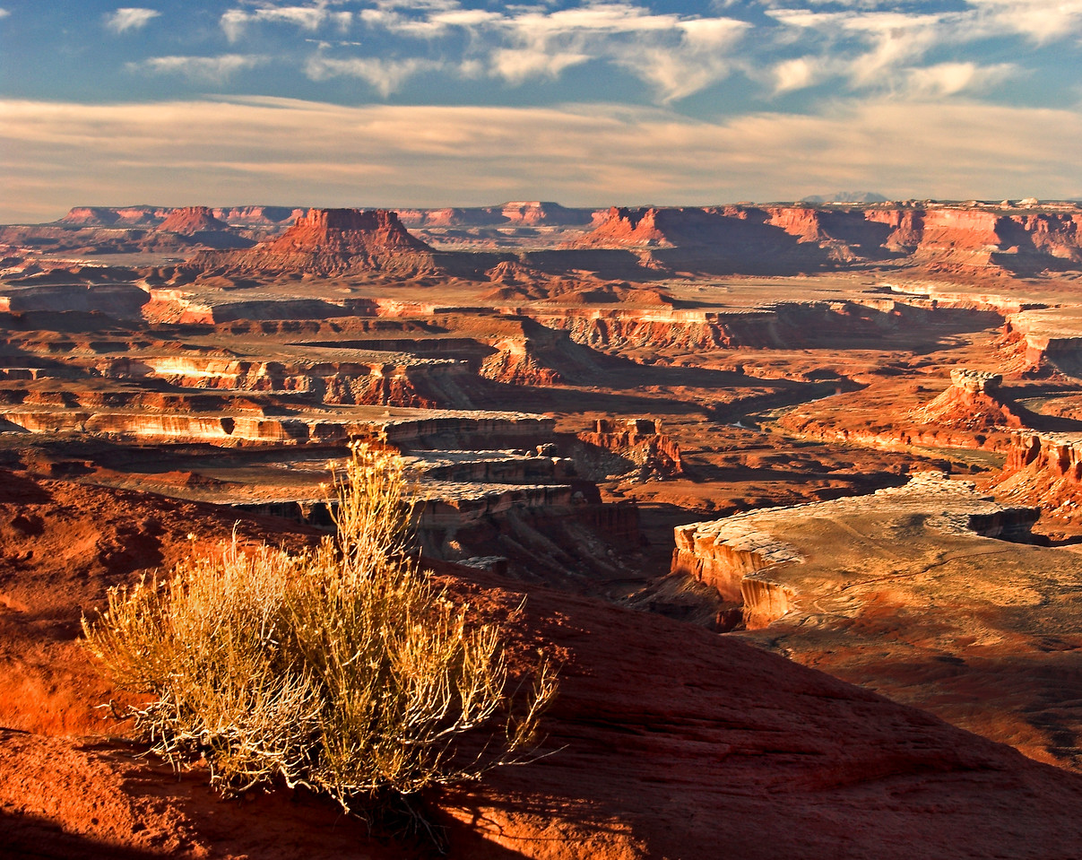 Green River Overlook, Canyonlands National Park Utah