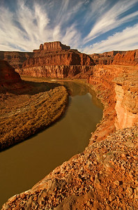 Colorado River in Utah