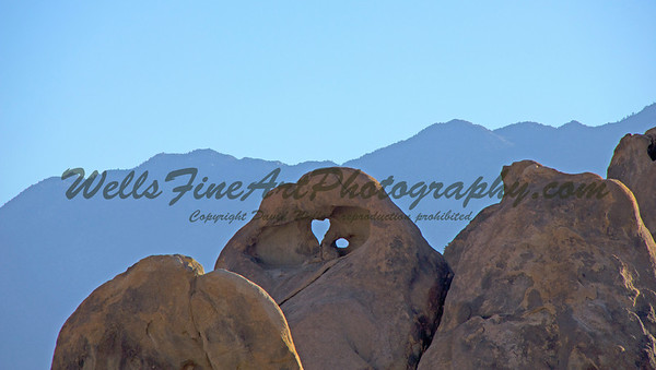 Heart Arch in the early morning