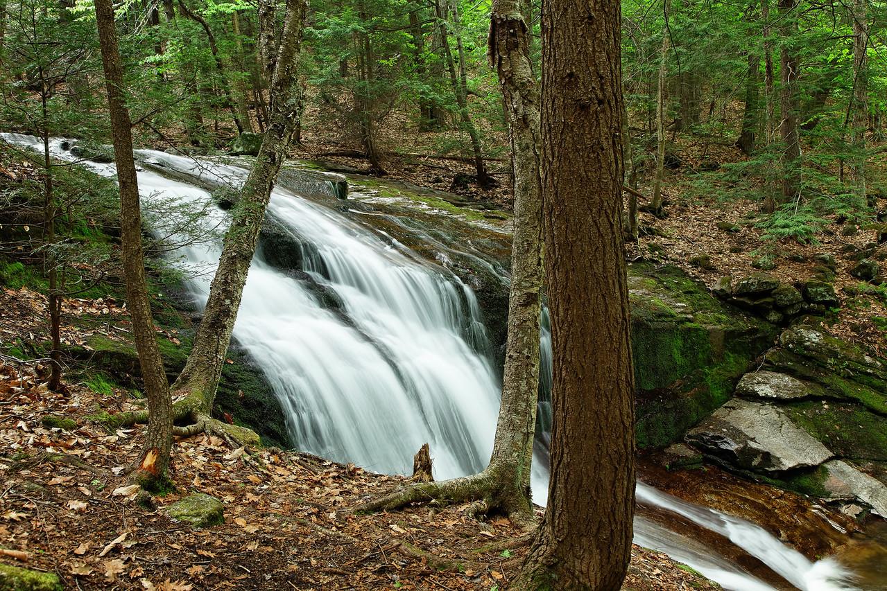 Chapel Brook Falls 1
