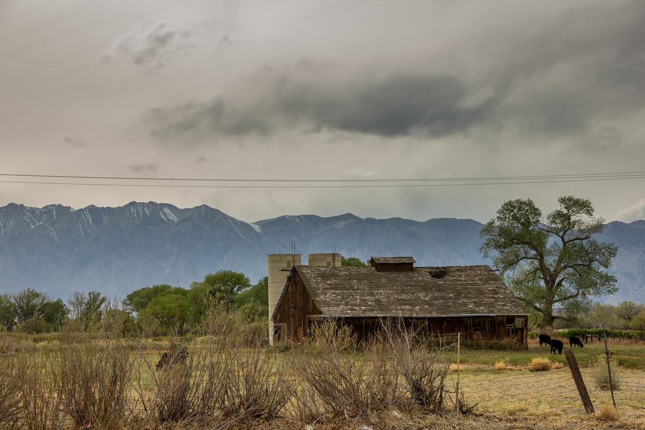 Old Barn off Highway