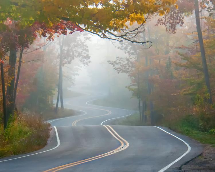 Curvy Road #2