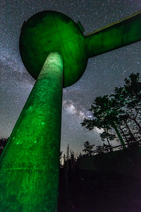 Milky Way at Clingmans Dome II