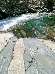 Granite with Instrusive Dike