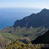 Ka'a'alahina Ridge & Kalalau Valley