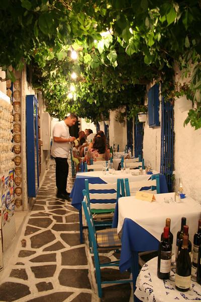 On Naxos, Cyclades, Greece