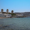 Windmills, Mykonos, Cyclades, Greece