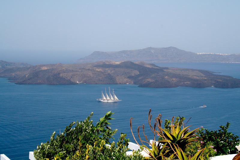 Santorini, Cyclades, Greece