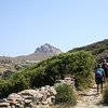 Hiking Across Tinos