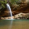 Lower Falls - Hocking Hills State Park (2014-12-29 9017)