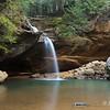 Lower Falls - Hocking Hills State Park (2014-12-29 9012)