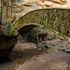 Hocking Hills Bridge (2014-12-29 9096-9)