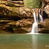 Upper Falls - Hocking Hills State Park