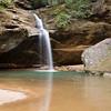 Lower Falls - Hocking Hills State Park (2014-12-29 9035)
